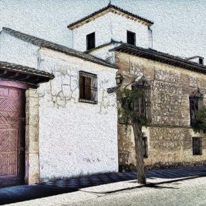 Bodega del Águila en Dos Barrios, Toledouila